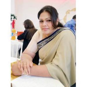 Manjula, 35 ans cherche des heures de ménage