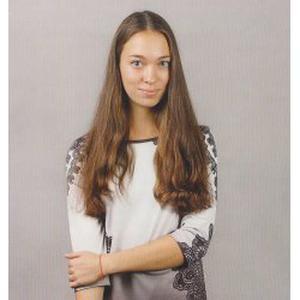 Polina, 18 ans propose des services de traduction