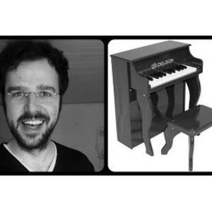 Cours de piano à domicile à Paris 40e/h