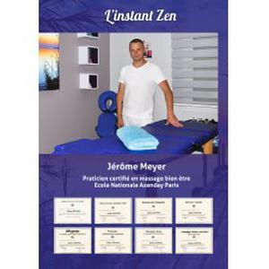 L'Instan Zen Le bien être au bout des doigts