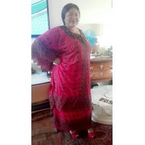 Yvonne, 48 ans auxiliaire de vie à la recherche d'emploi