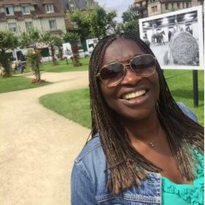 Akissi, 53 ans,  aide aux personnes âgées