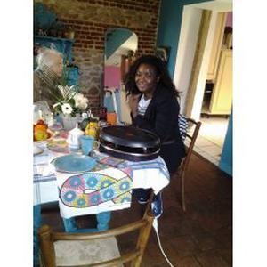 Anne, 34 ans aide aux personnes âgées