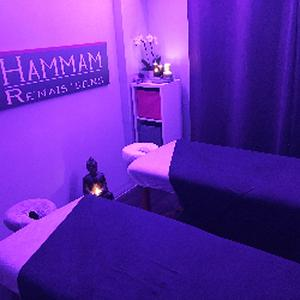 Massage à Domicile ou Directement au Hammam Renais'sens