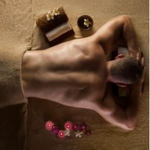 Massage bien-être pour homme, à domicile