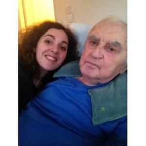 Amandine, aide aux personnes âgées