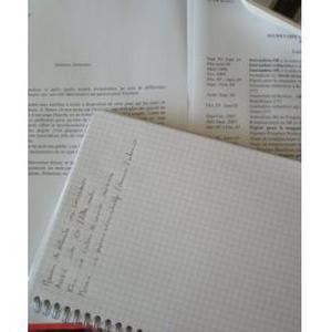 Je vous aide à rédiger vos courriers administratifs