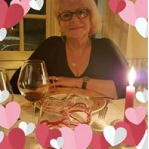 Marie Claude, 69 ans, aide personnes âgées