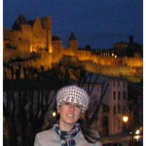 Brenda, 37 ans donne des cours d'espagnol