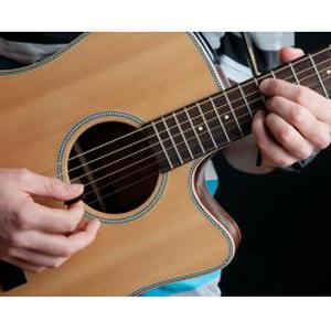 Cours de guitare à domicile