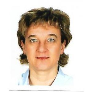 Christine, 47 ans donne des cours d'anglais
