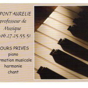 Cours de Piano Marseille