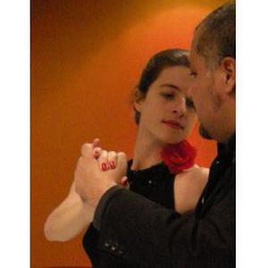 Cours de tango, tango partner