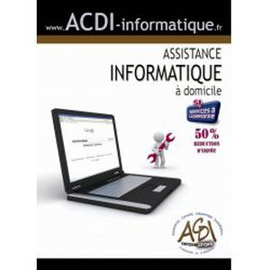 ACDI informatique - Dépannage informatique proche Chaponost (69)