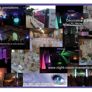 Photo de Sarl NIGHT VISION EVENEMENTS