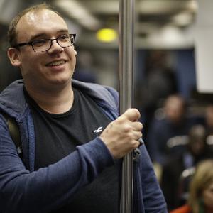 Laurent, 29ans, photographe
