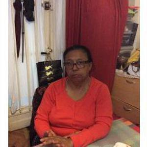 Mirene, 64 ans aide aux personnes âgées