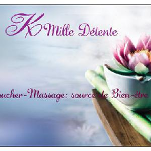 Praticienne en Toucher Massage