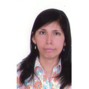 Flor de  Maria, 49 ans donne des cours d'espagnol