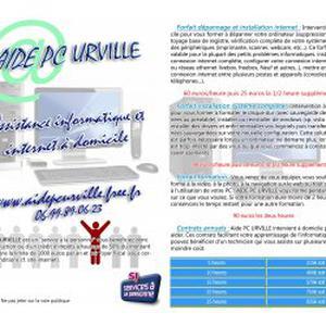 Assistance informatique et internet à domicile cherbourg