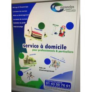 Services ménagers à Meudon