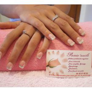 pose faux ongles 33