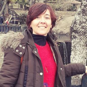 Cecilia, 40 ans aide aux personnes âgées