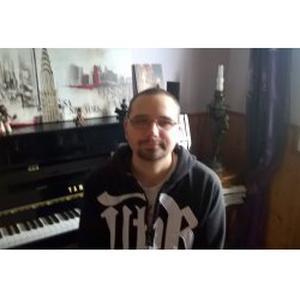 Stéphane, 27 ans cours de piano à domicile