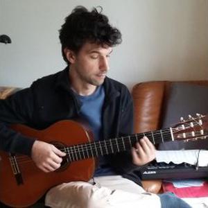 Cours de guitare à domicile (S-E de Toulouse)