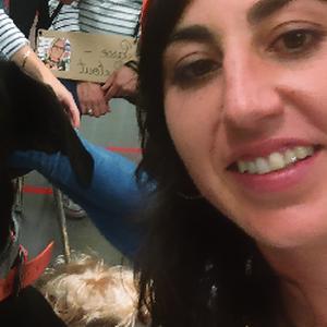 Laura, 33 ans donne des cours d'espagnol