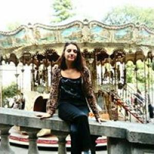 Viktoriya, 21 ans donne des cours d'espagnol