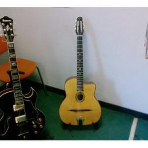 Photo de guitare