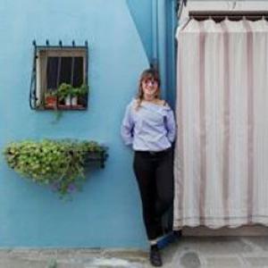 Manuela, 38 ans, donne des cours de langue italienne
