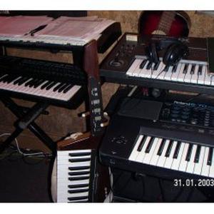 cours de Piano, Synthétiseur, clavier électronique et Solfège