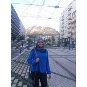 HAJJI, 29 ans donne des cours d'arabe