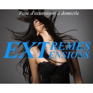 Pose d'extensions cheveux et lissage brésilien Quimper et Finistère