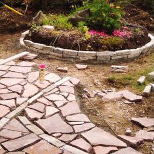 Étudiant en BTS Paysage pour divers travaux de jardinage