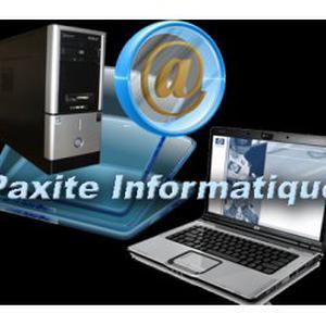 Paxite Informatique - Services Informatiques au juste prix