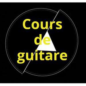 Cours de guitare secteur Deuil la barre (95) et Paris (75) par professeur diplômé