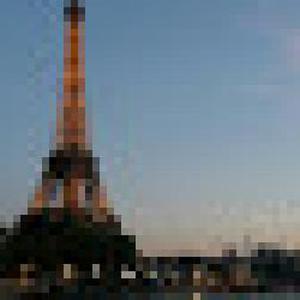 Peintre à Paris