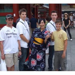 Je donne le cours de japonais a domicile a Dijon