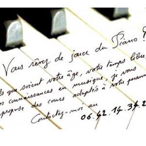 cours de piano tous niveaux