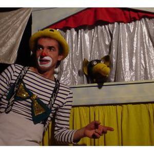 clown à domicile goûter d'anniversaire animation