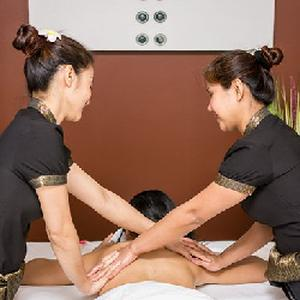 Massage Inca 4 mains