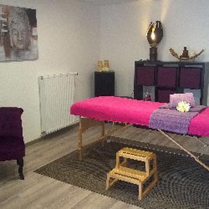Ylvie massage détente - féminin