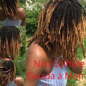 Nini Coiffure GWADA à mon à domicile