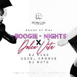 BOOGIE NIGHTS (OLD SKOOL GROOVES )