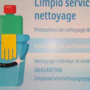 Nettoyage à Bruges