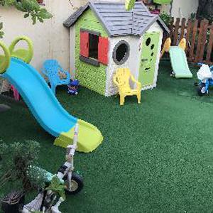 Garde d'enfant à la Réunion