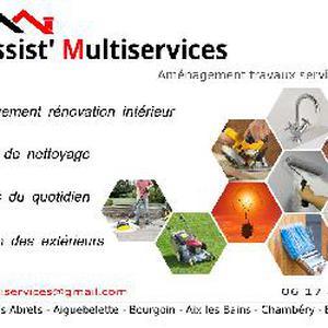 Aménagement travaux bricolage et services du quotidien
